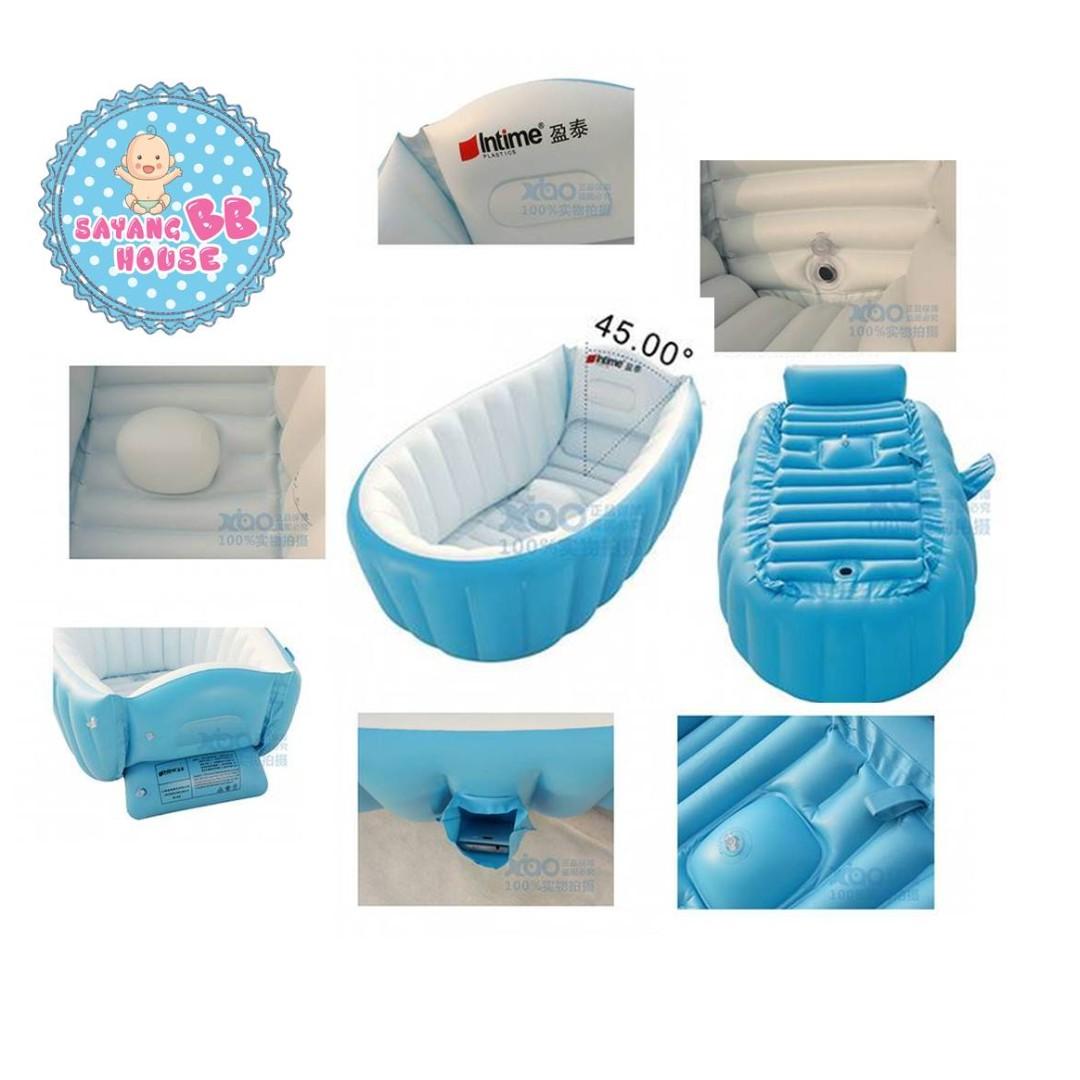 Modern Hoppop Baby Bath Illustration - Bathtub Ideas - dilata.info