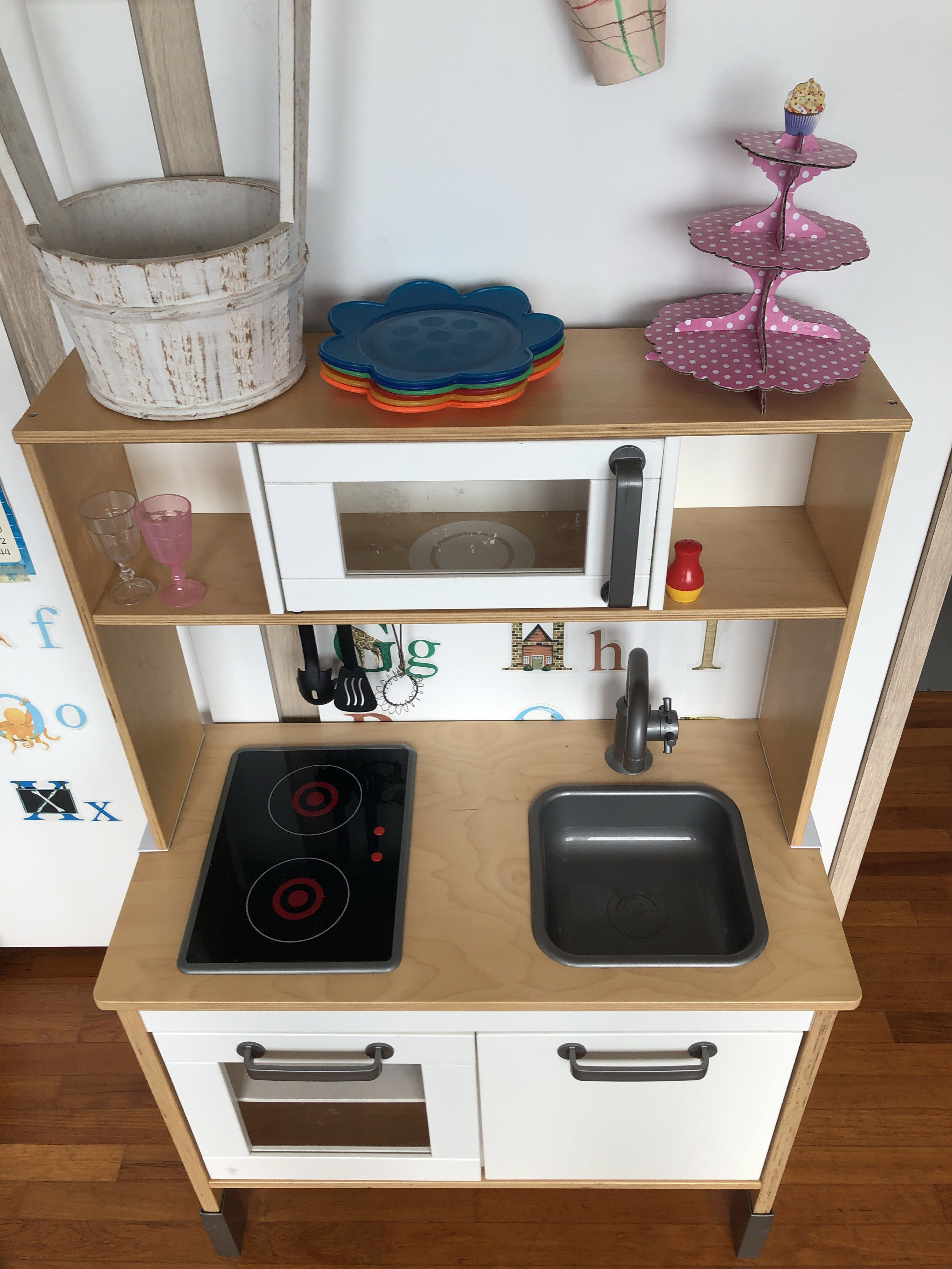 Ikea Toy Kitchen For Sale Shop Clothing Shoes Online