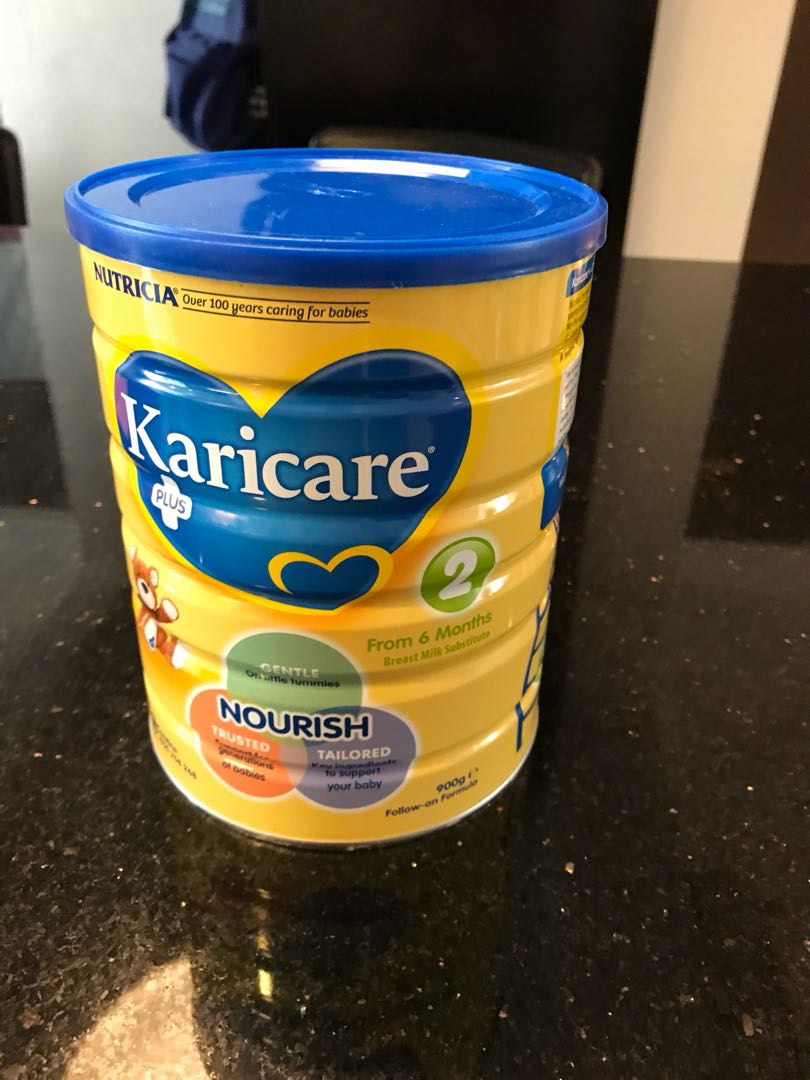 Karicare #2 baby formula from Australia for sale, Babies