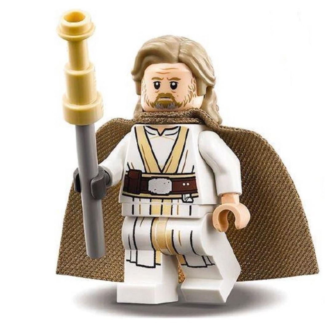 lego star wars  luke skywalker the last jedi 75200