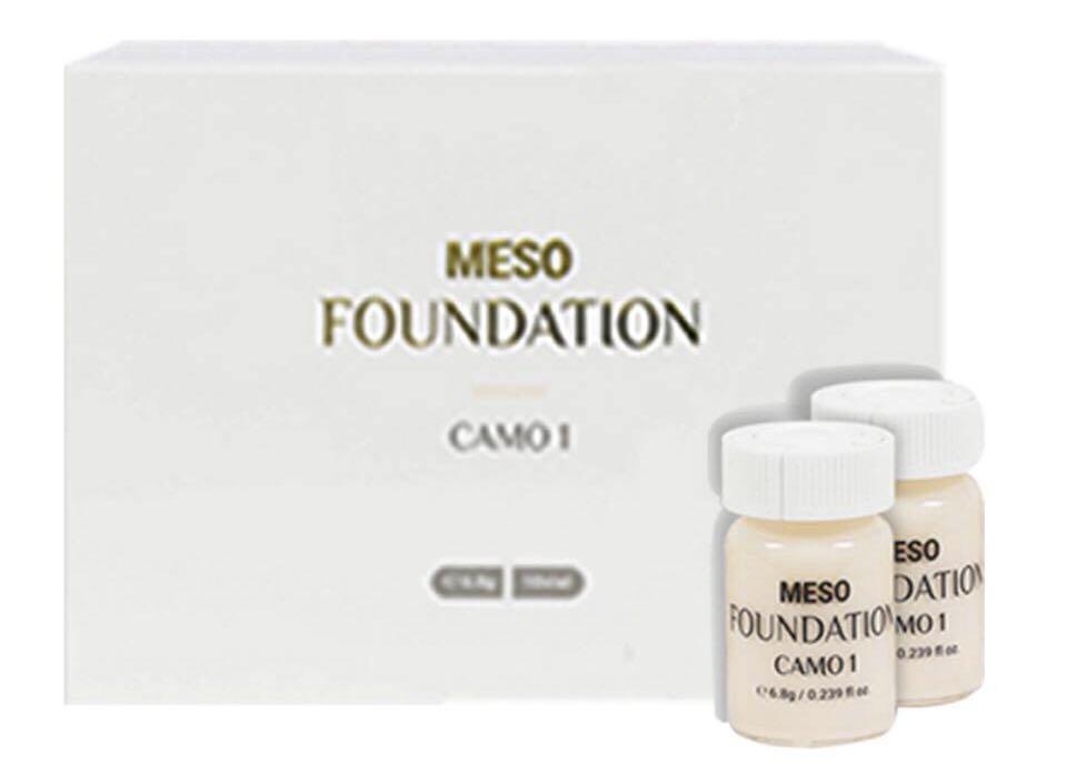 MESO FOUNDATION Korean BB Glow Treatment, Health & Beauty