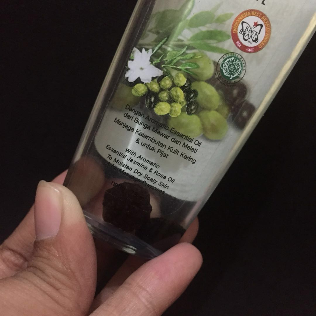 Mustika Ratu Minyak Zaitun Menjaga Kelembutan Kulit Untuk Pijat Herborist 75ml Kesehatan Kecantikan Sabun Tubuh Di Carousell