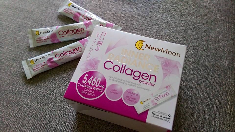 New Moon Collagen Powder