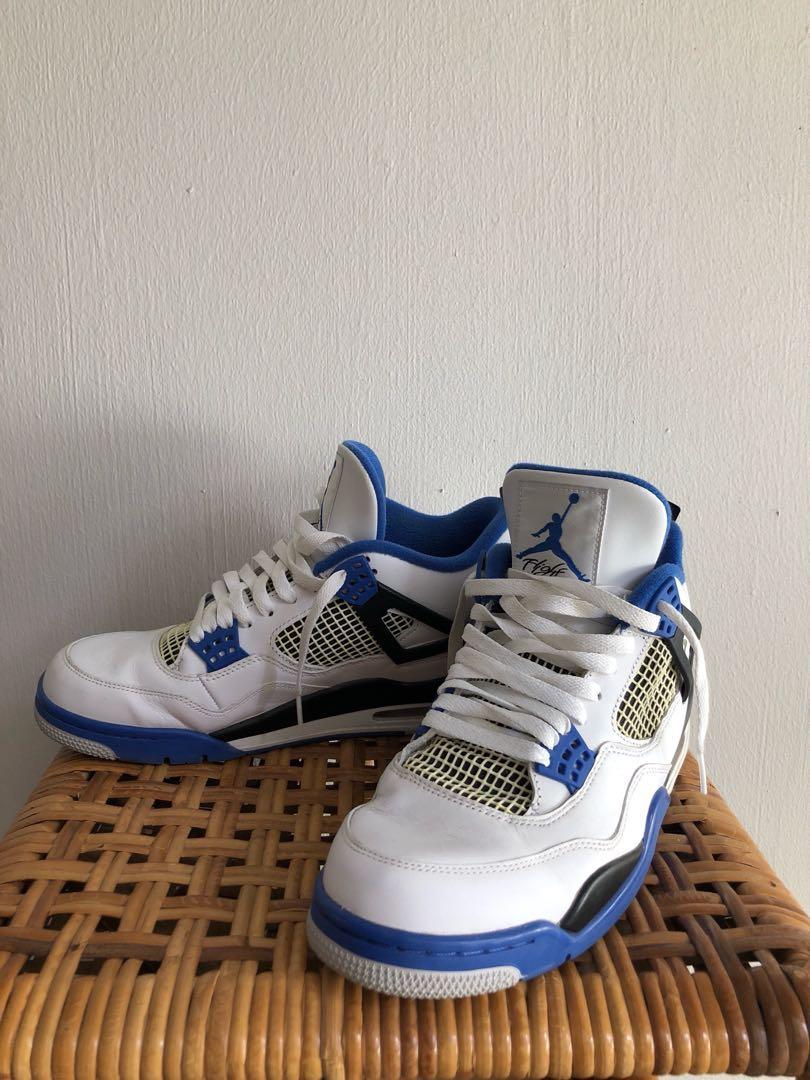 huge selection of 9ba19 08f22 Nike Air Jordan 4 Motorsports - us 11
