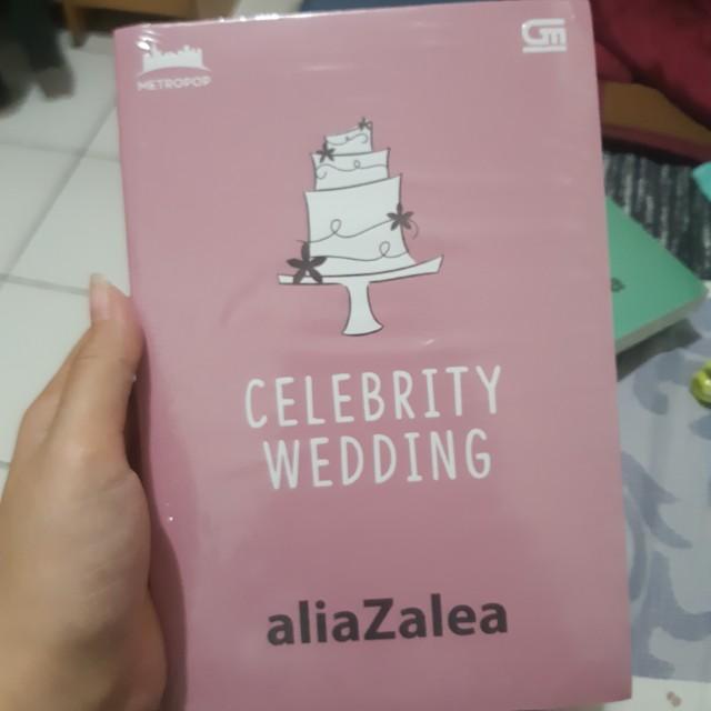 Aliazalea celebrity wedding planner
