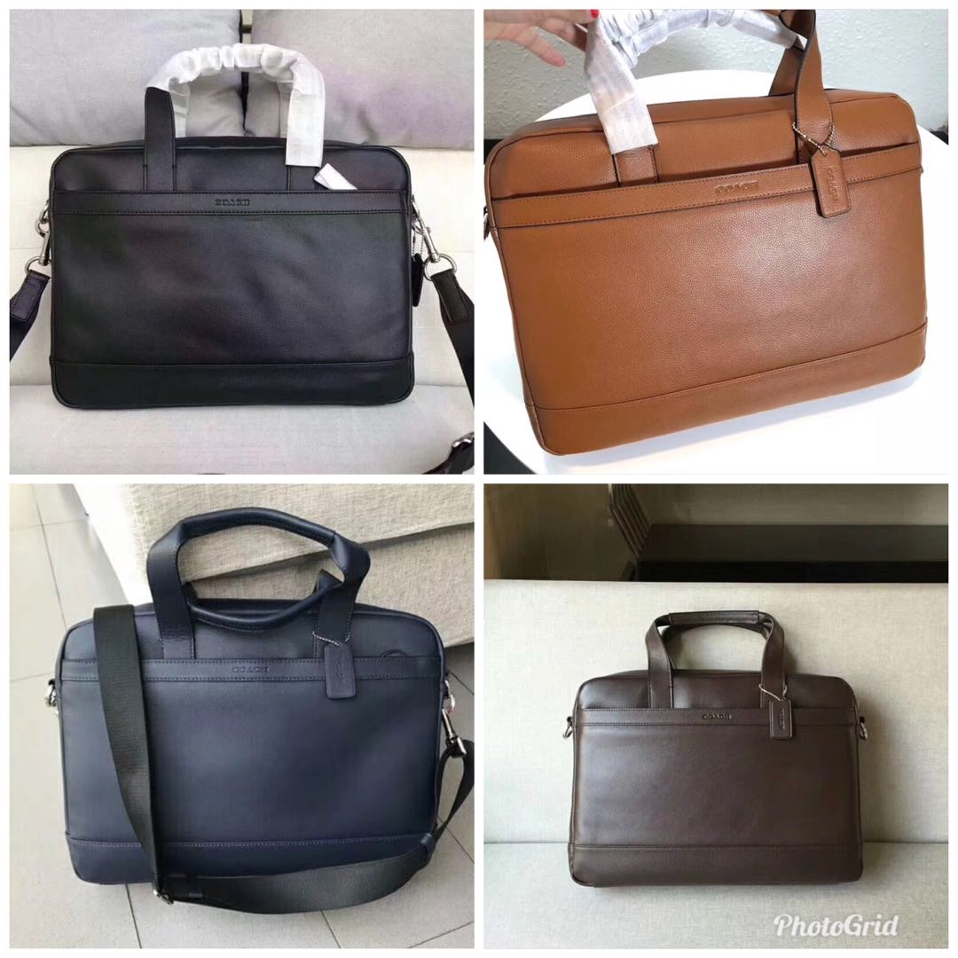 Coach Leather Products