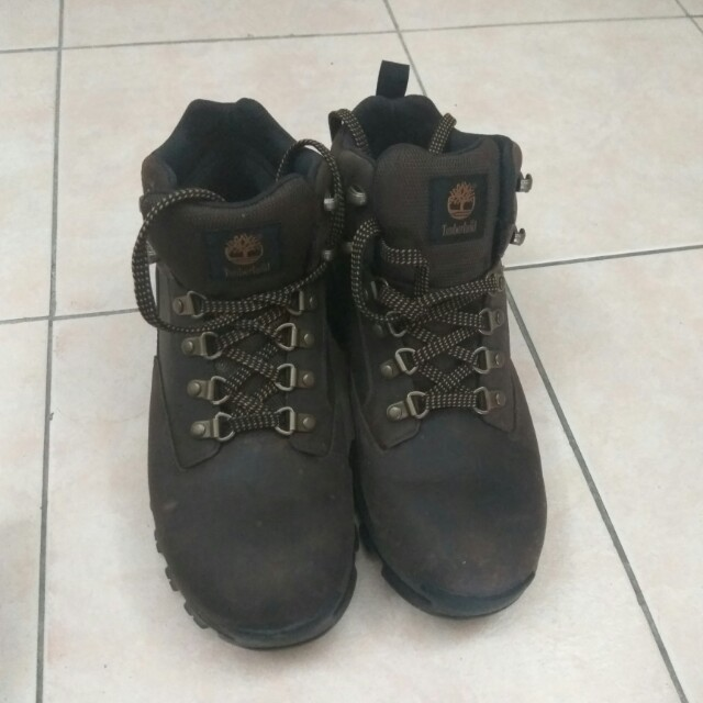 4cd27ba49439e Preloved Timberland Hiking Boots, Men's Fashion, Footwear, Boots on ...