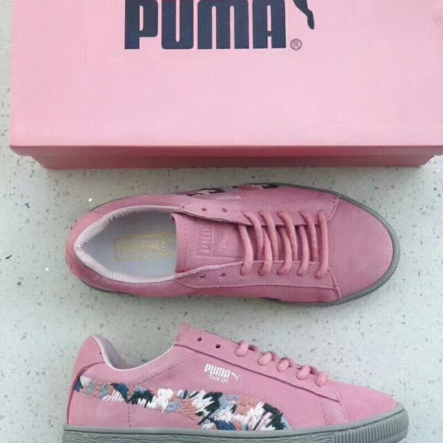 """new style 018f8 30baa PUMA """"Sunfade Stitch"""", Women's Fashion, Shoes on Carousell"""