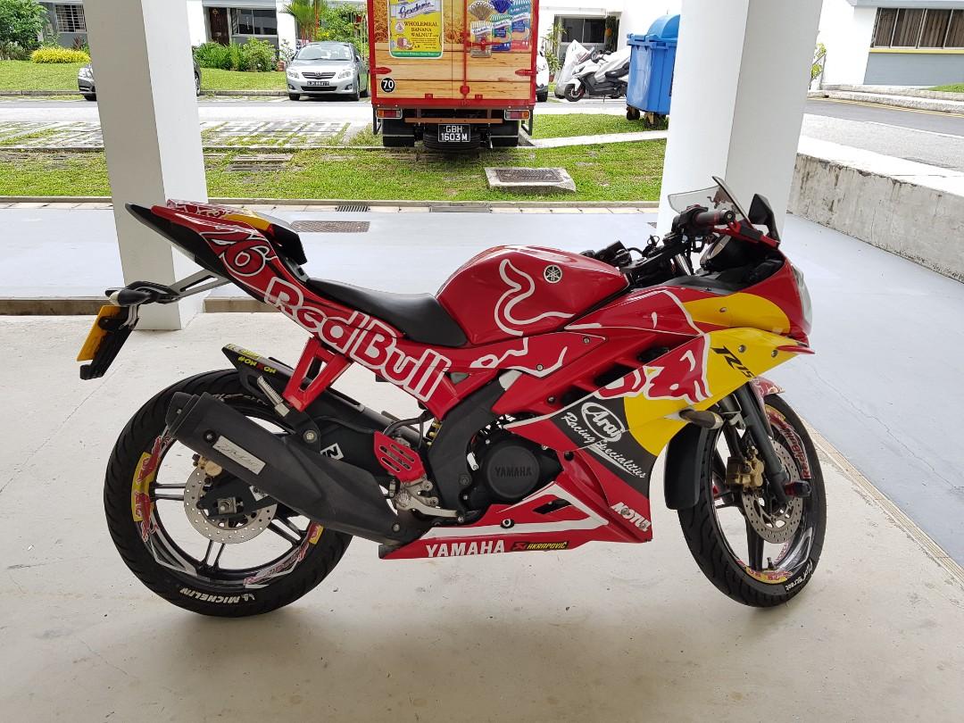 R15 V2 Grounding Kit, Motorbikes, Motorbike Accessories on