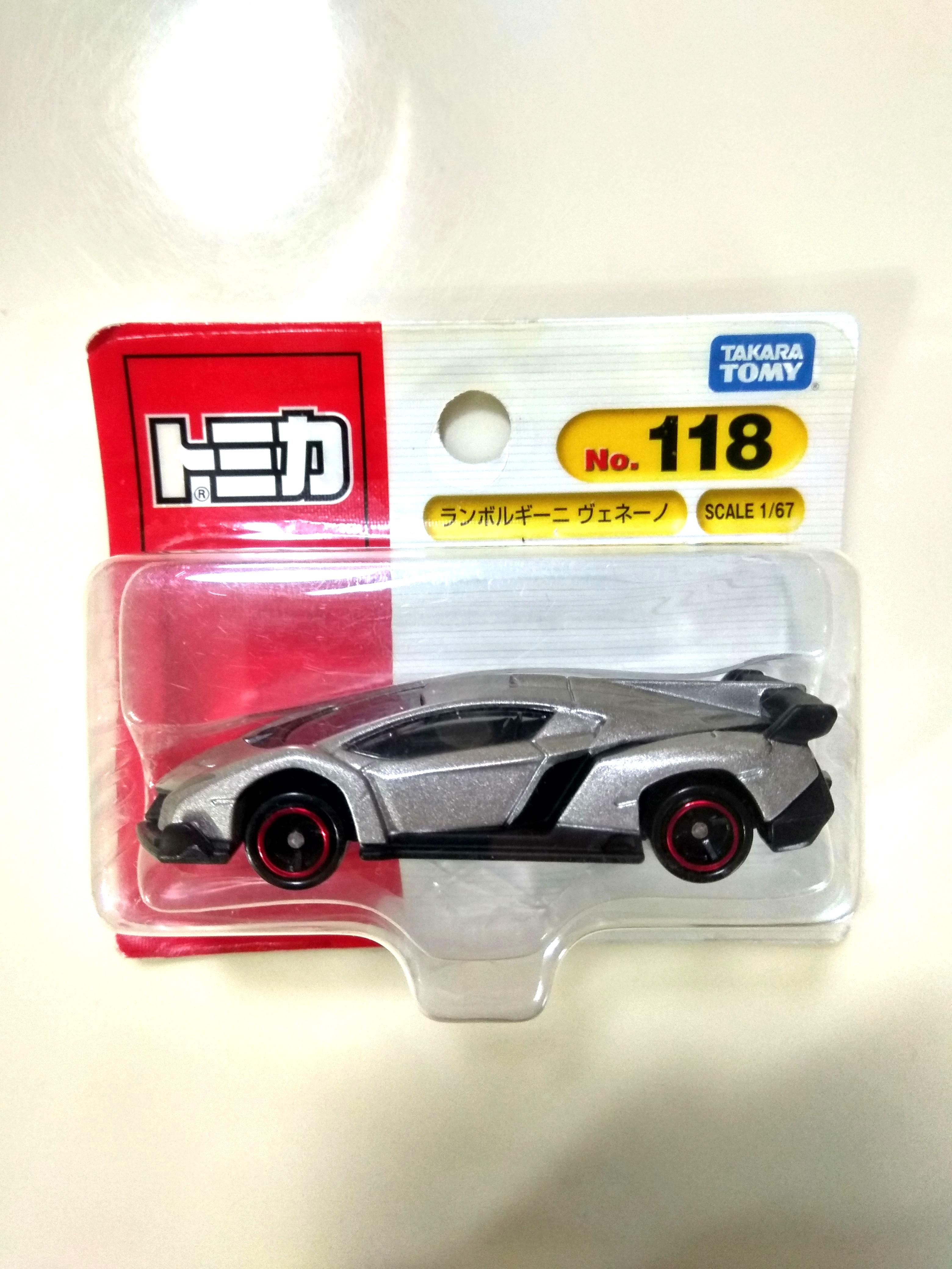 Rush Sale Brand New Takara Tomy Lamborghini Car Collectibles Toys