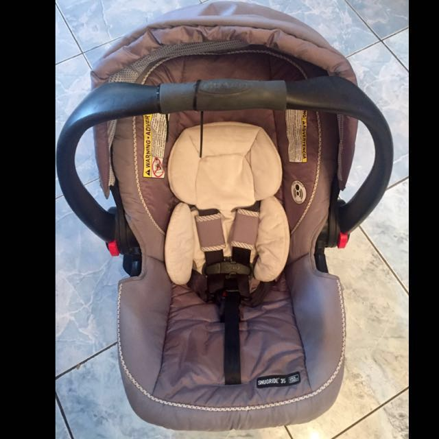 Graco SnugRide Click Connect 35 Infant Car Seat Babies Kids Strollers Bags Carriers On Carousell