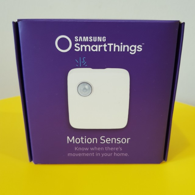 BNIB - SAMSUNG - SmartThings Motion Sensor