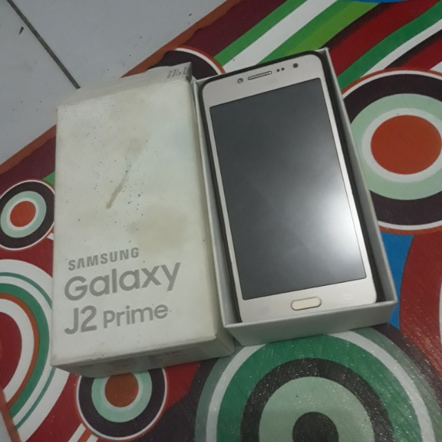 Samsung Galaxy J2 Prime Telepon Seluler Tablet Ponsel Android Di Carousell
