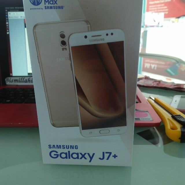 Samsung Galaxy J7 Plus Electronics Others On Carousell