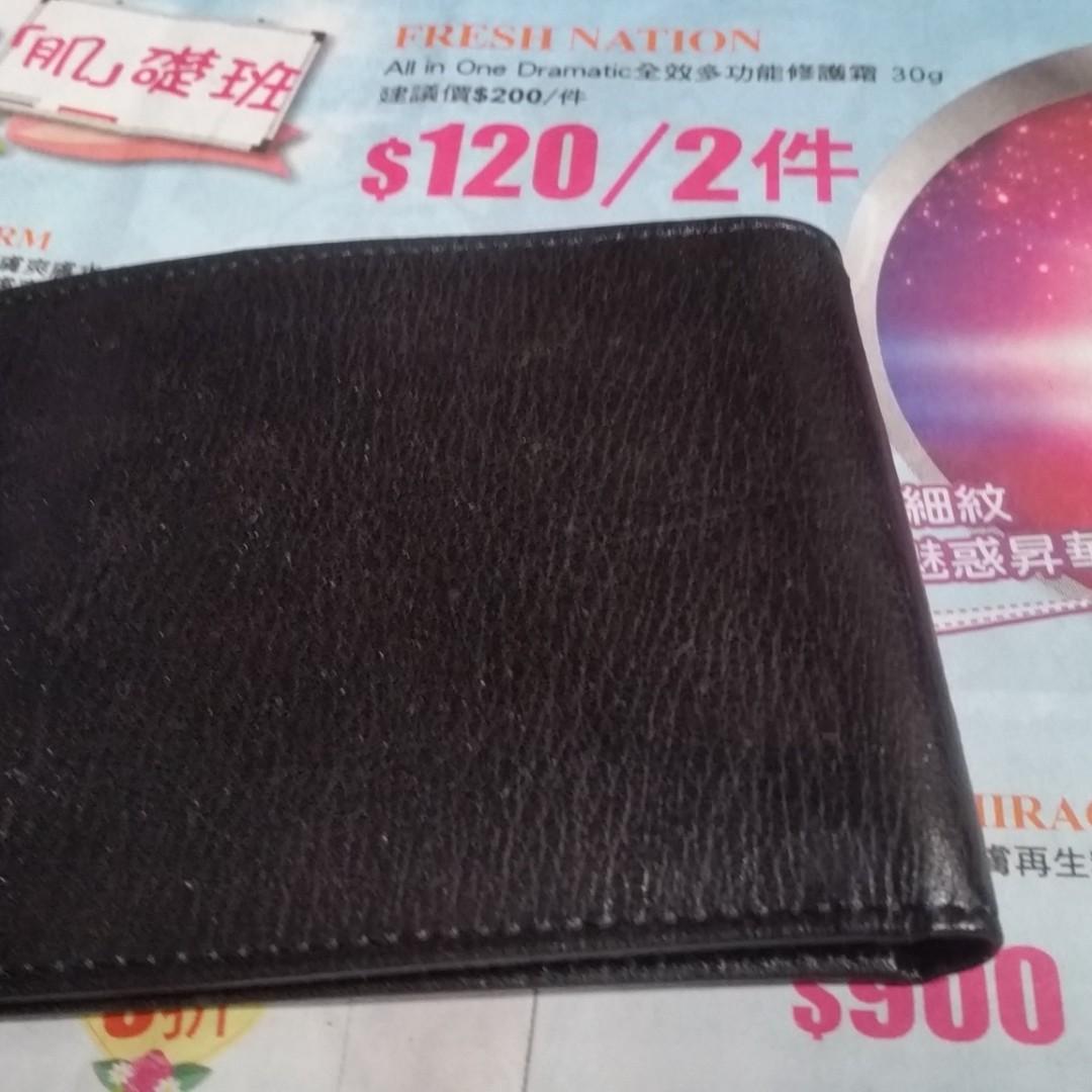 Satchi Wallet 全新男裝銀包