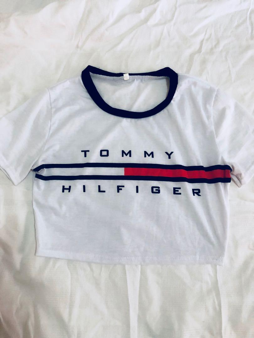 Tommy Hilfiger Crop
