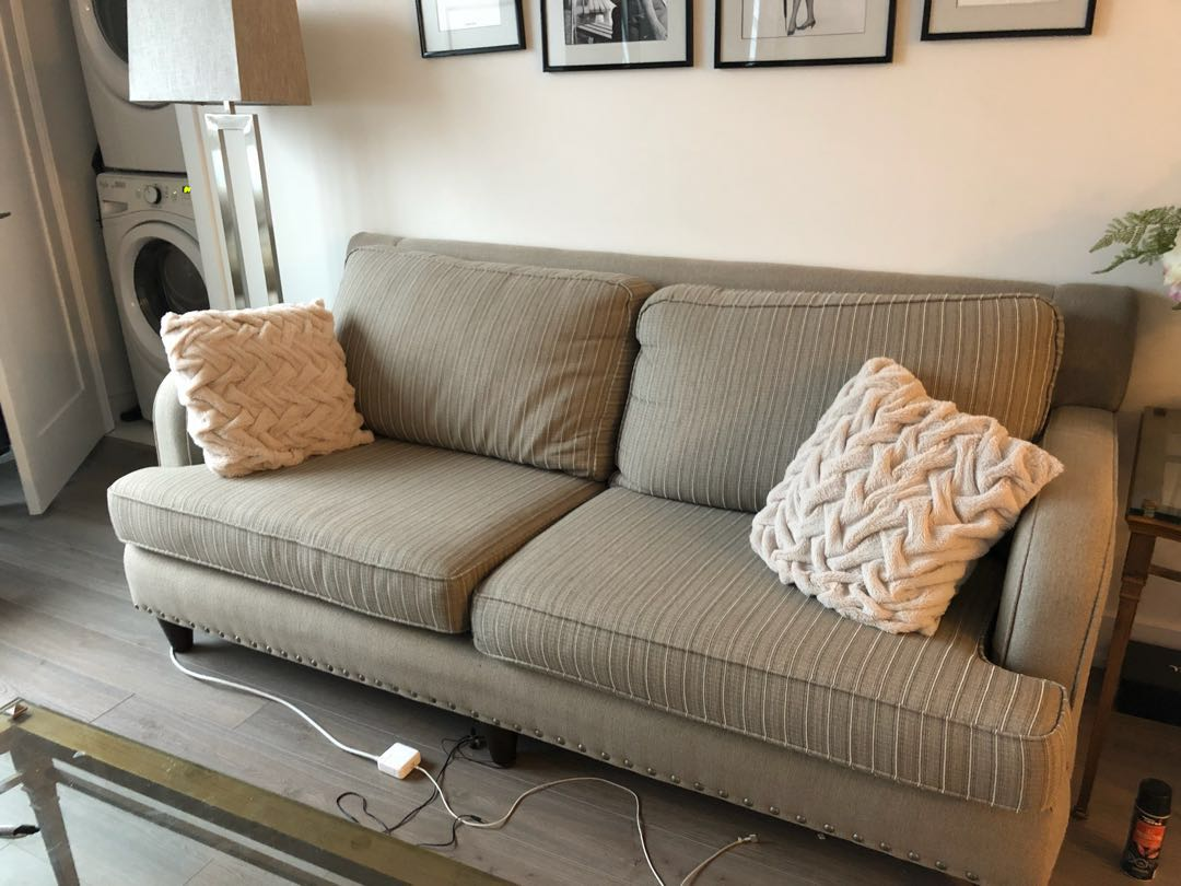Trendy couch