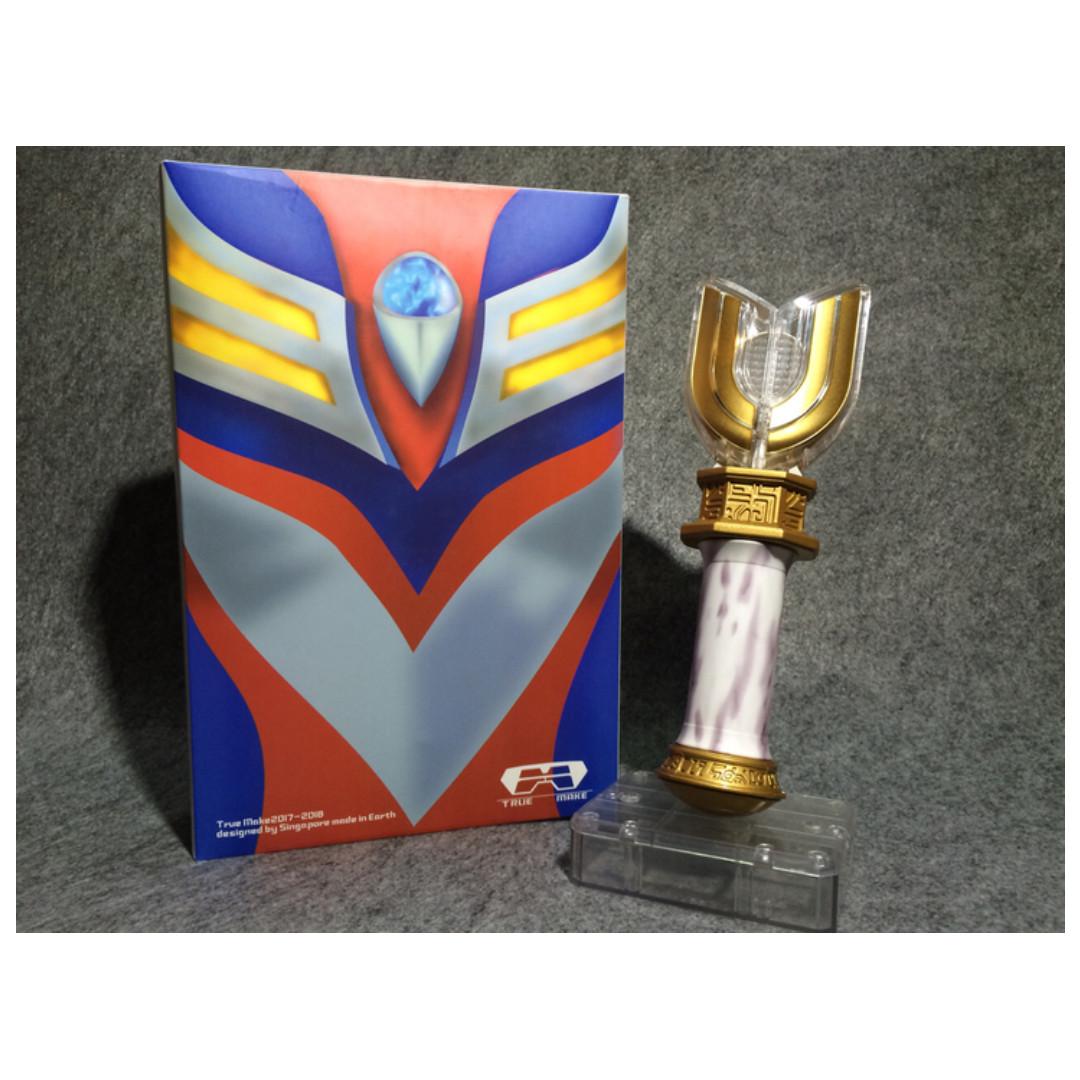 Bandai Ultra Big Soft Vinyl Ultraman Tiga Daftar Harga Terbaru Dan Sofvi Victory 0483398 Spark Lens Transformation Item Toys Games Bricks Figurines On Carousell