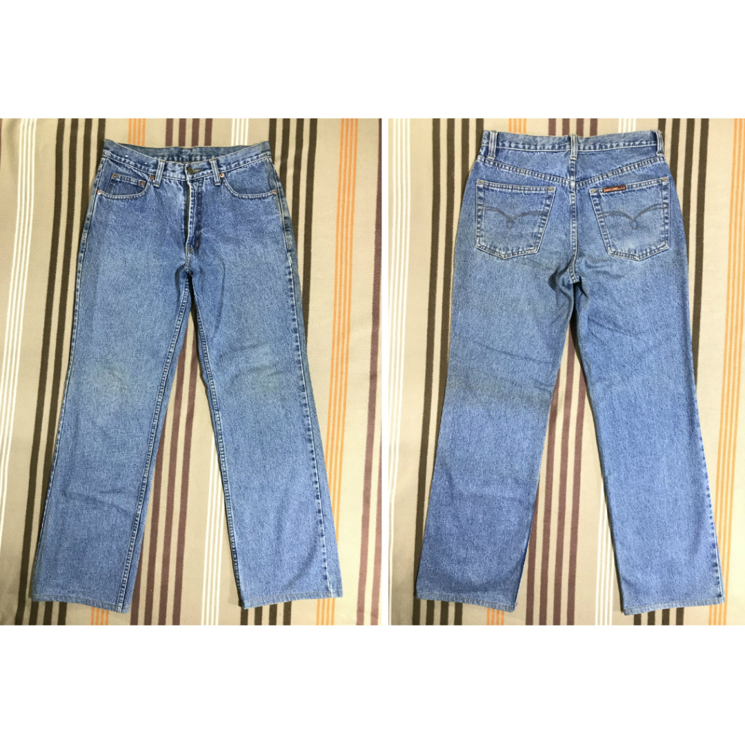 Vintage Saddle King By Key Jeans Mens Fashion Clothes On Carousell