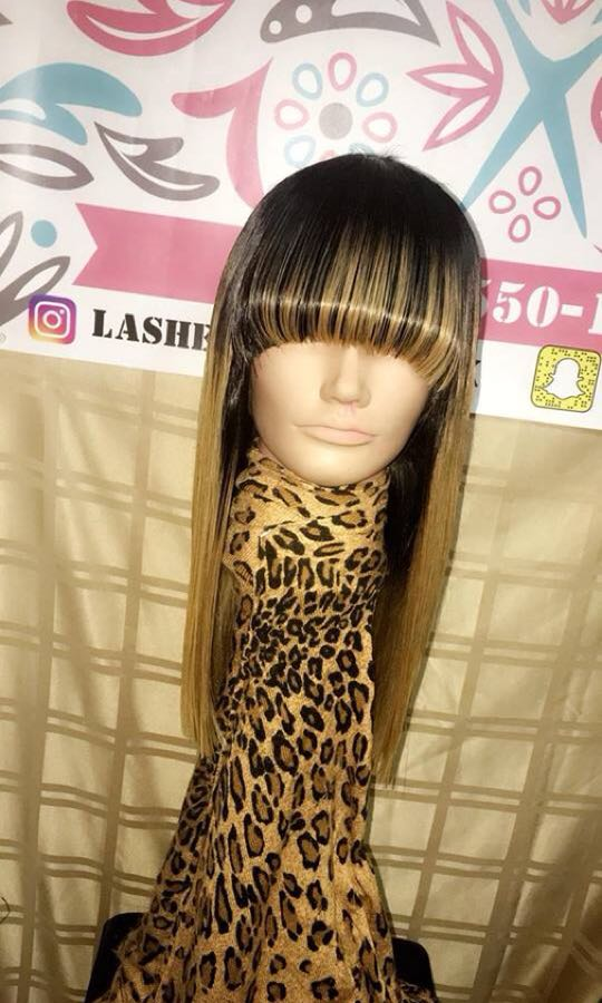 Wigs made by me human hair