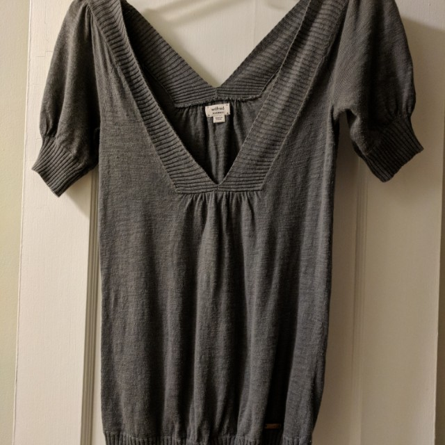 Wilfred knit top