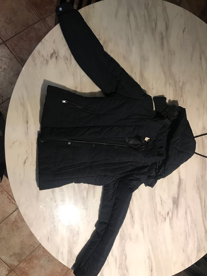 Witchery fitted puffer jacket