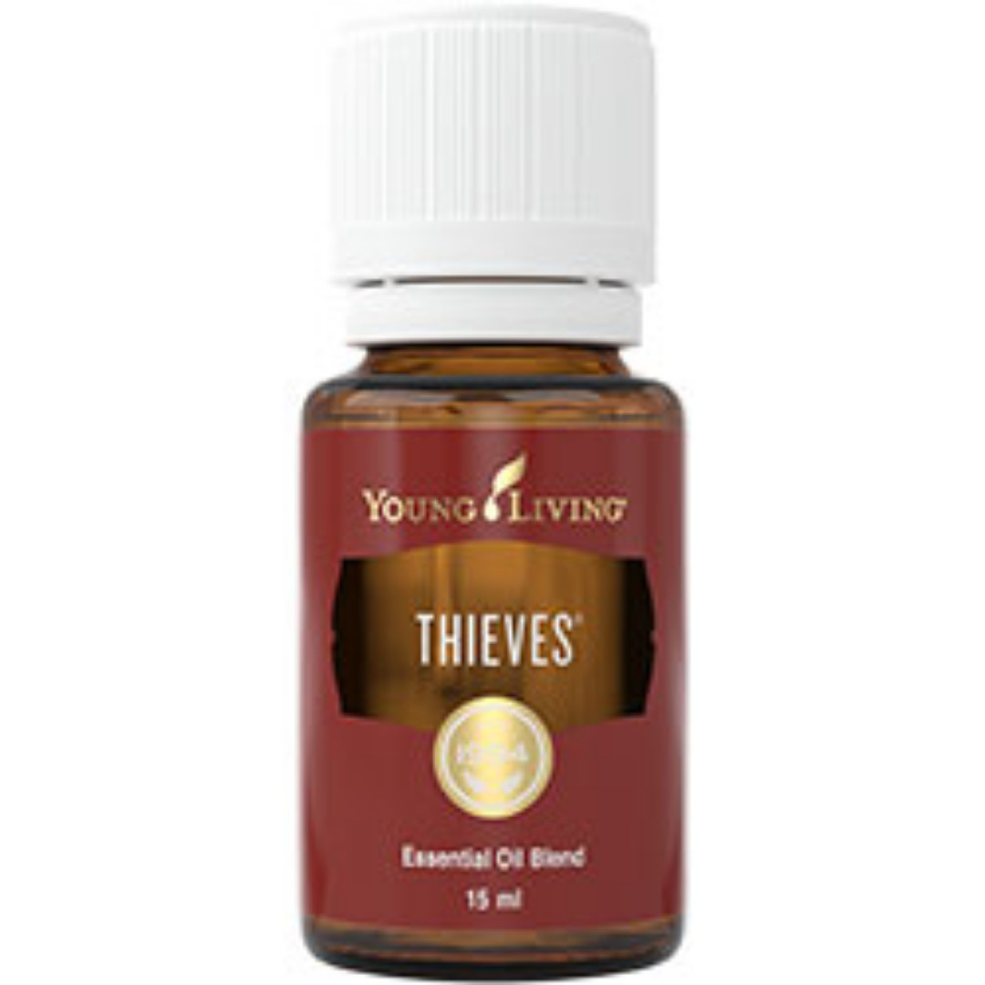 Young Living 盗賊 (Thieves) 精油 15ml
