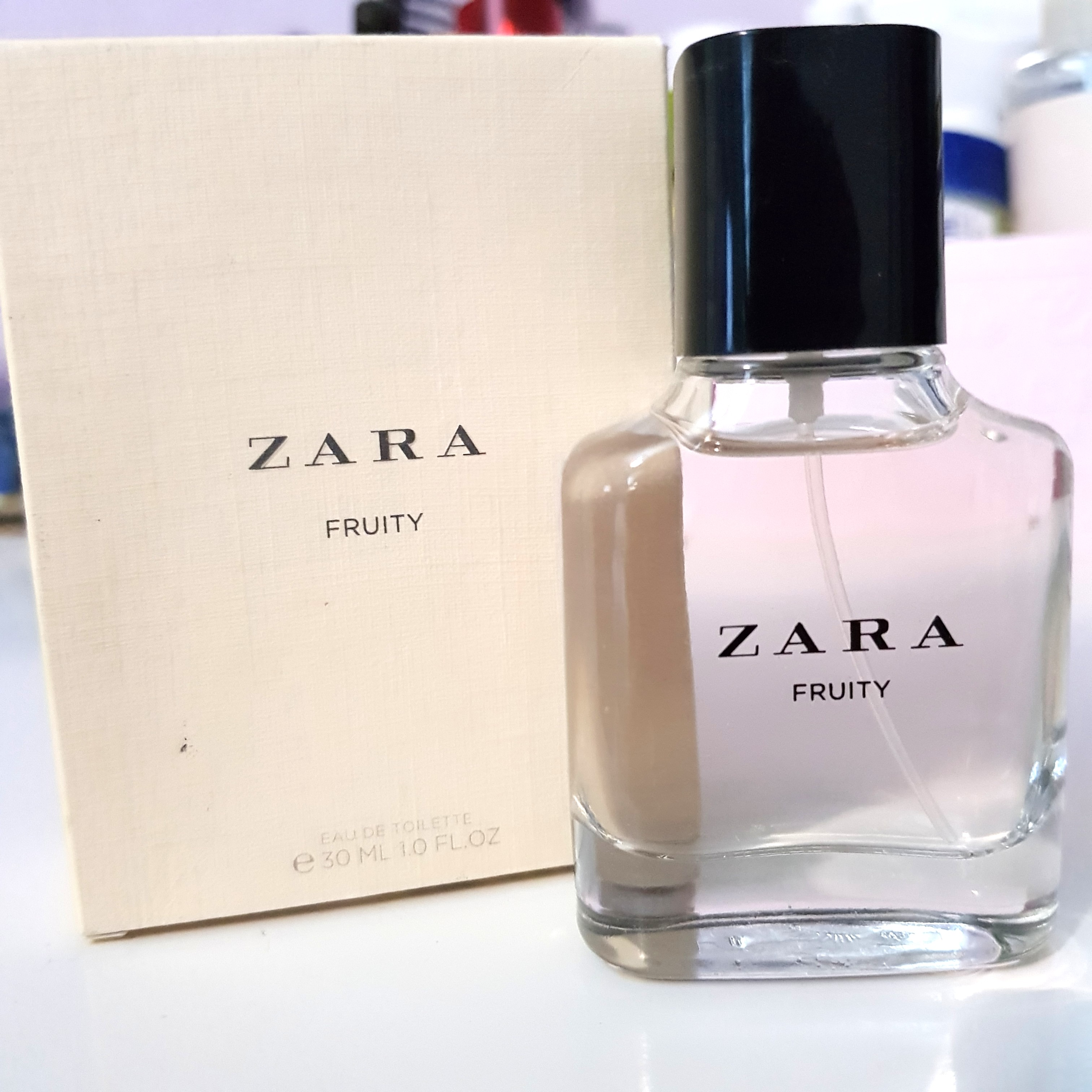Zara Fruity Health Beauty Hand Foot Care On Carousell
