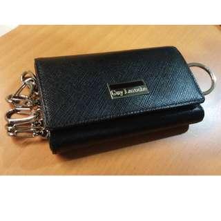 Guy Laroche unisex key pouch