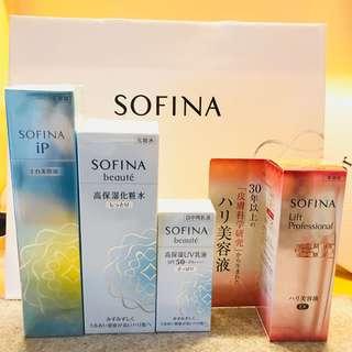 Sofina 高保濕活膚防曬乳液  現貨🎉🎉