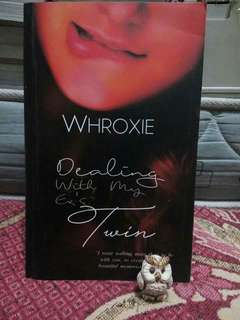 Whroxie redroom book