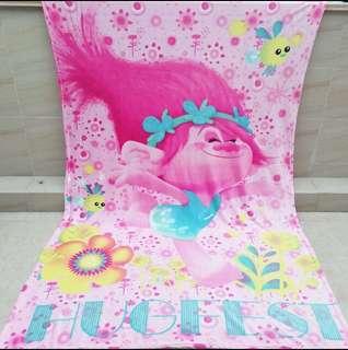 PO Trolls Blankets