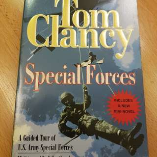 Tom clancy - special forces