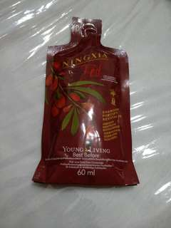 Young Living NingXia Red 寧夏紅 (獨立包裝)  1包 60ml