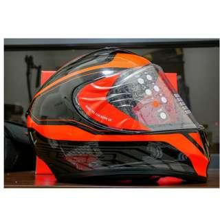 helmets LS2 FF323 ARROW R BURNER