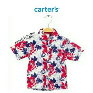 CARTERS BUTTON SHIRT
