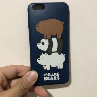 iPhone 6/6s Case we bare bears