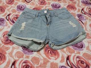 REPRICED! Maong Shorts