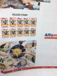 Stamp Alfa