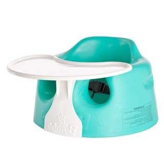 Bumbo baby floor seat, Aqua