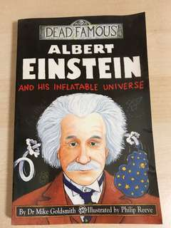 【Dead Famous】Albert Einstein & His Inflatable Universe