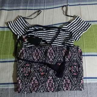bundle: 2 chicabooti tops