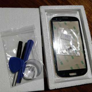 Samsung S3 cracked screen replacement