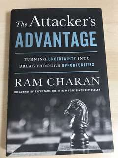 【Hard Cover】Attacker's Advantage