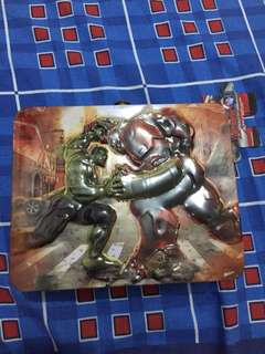 NWT Avengers tin lunchbox with 15-inch puzzle