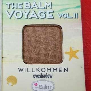 The balm 2 bundle sampe size