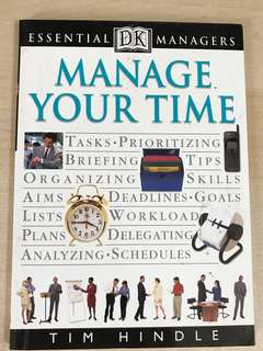【Only Piece!】MANAGE YOUR TIME