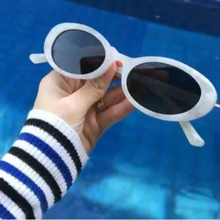 White Marble Sunnies