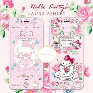 華麗hello kitty mon貼 (6/6s/6+/6s+/7/7+/8/8+)