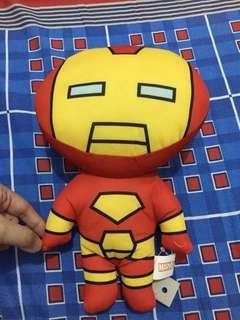 Authentic Iron Man plush